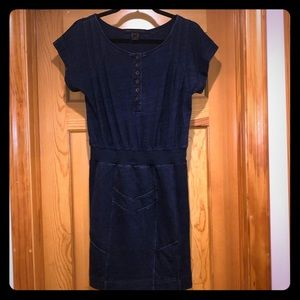 Marc by Marc Jacobs denim colored dress